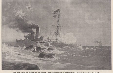 History of the Cruiser (1914-1918)