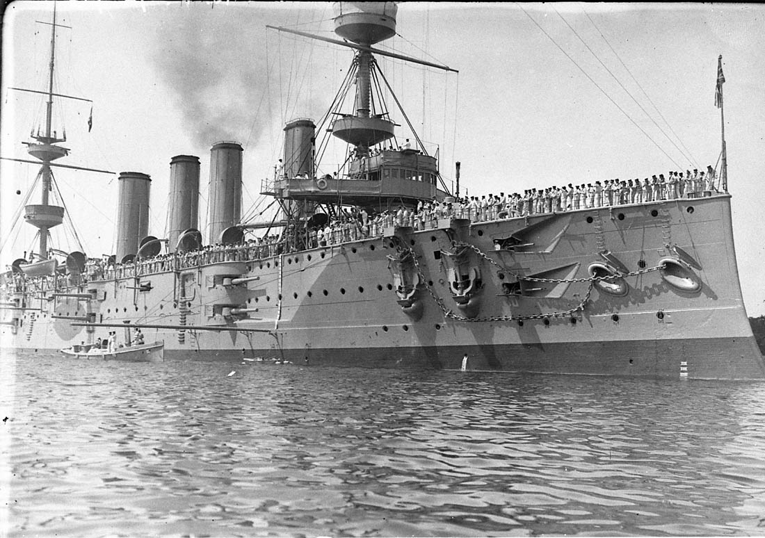 History of the Cruiser (Part 1)